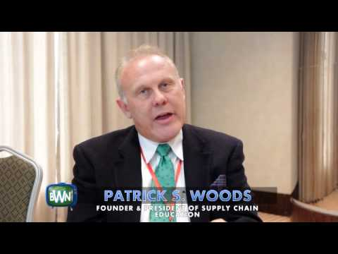 'I got fired and this was a starting point into business' – Patrick S. Woods