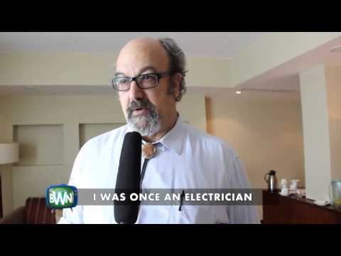'I Was Once An Electrician' – Joet Levitt