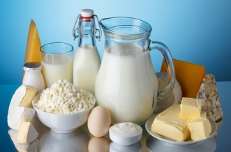 98% of Nigeria's dairy products imported