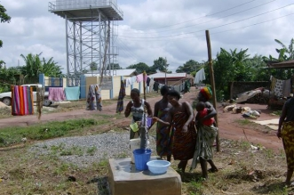 NDDC solar-powered water partnership 2
