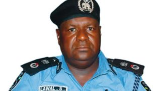 Mr. Lawal Shehu Police
