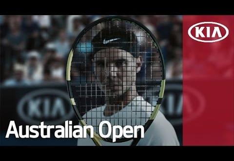 Kia Motors, Nadal for Australian Open 2017