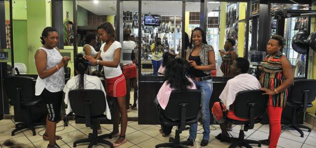 Check out the top 10 classy salons in lagos for A class act salon