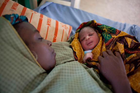 Group Strives To Reduce Pneumonia In Nigeria -4843