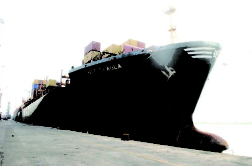 Largest Vessel Berths In Lagos