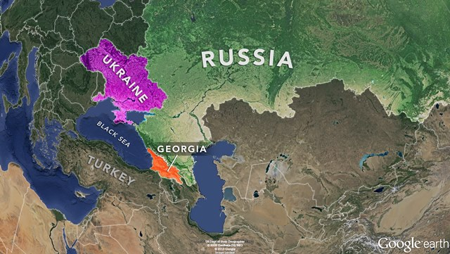 RussiaUkraineUS Tensions will Quickly End if Each President Does