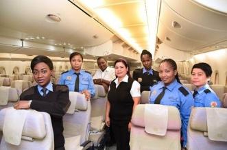 Group of Emirates Female Employees
