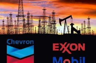 Chevron and ExxonMobil