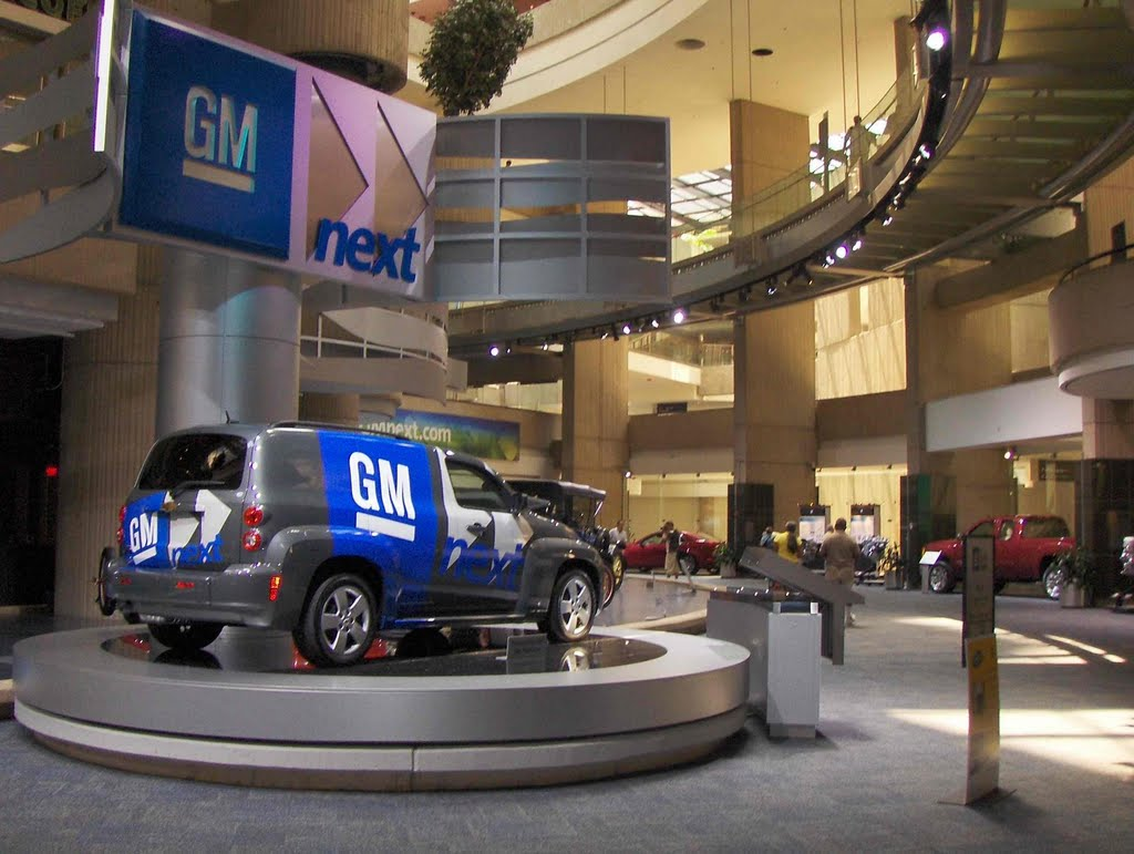 GM to Sell New Electric Car Batteries to Honda ...
